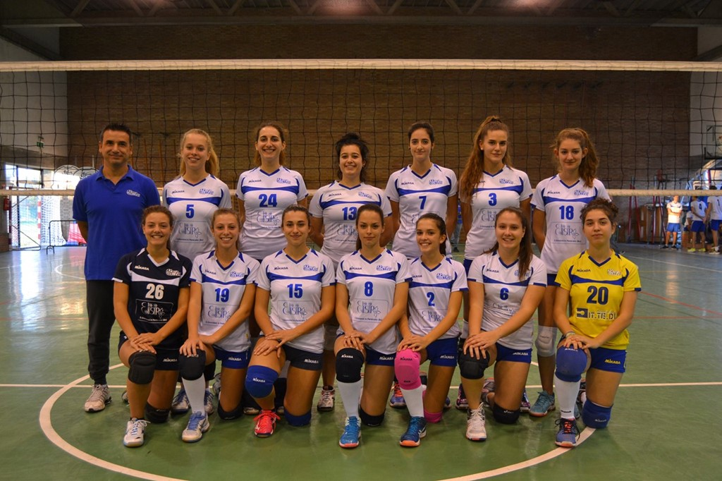 2° Divisione F Crevavolley